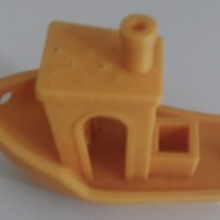 Small #3DBenchy - The jolly 3D printing torture-test 3D Printing 20936