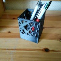 Small Pen Stand 3D Printing 20951