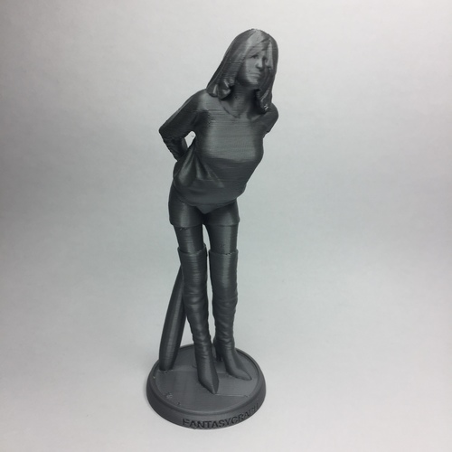 Never call me 'babe' 3D Print 20953