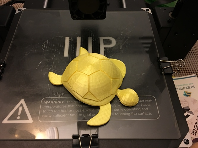 Turtle with moving legs 3D Print 20955