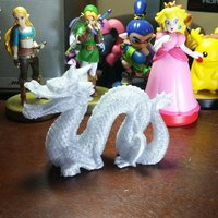 Small Magic Puff Dragon 3D Printing 20979