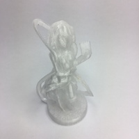 Small Keeper of the Celestial Archives: Sonea 3D Printing 21028