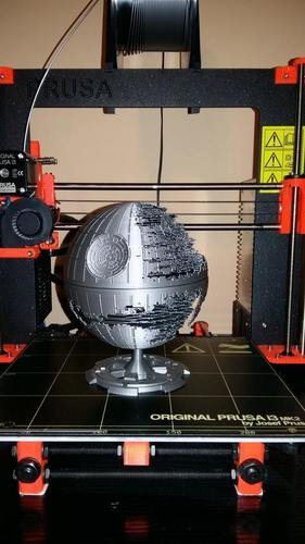 Star Wars Death Star 3D Print 21037