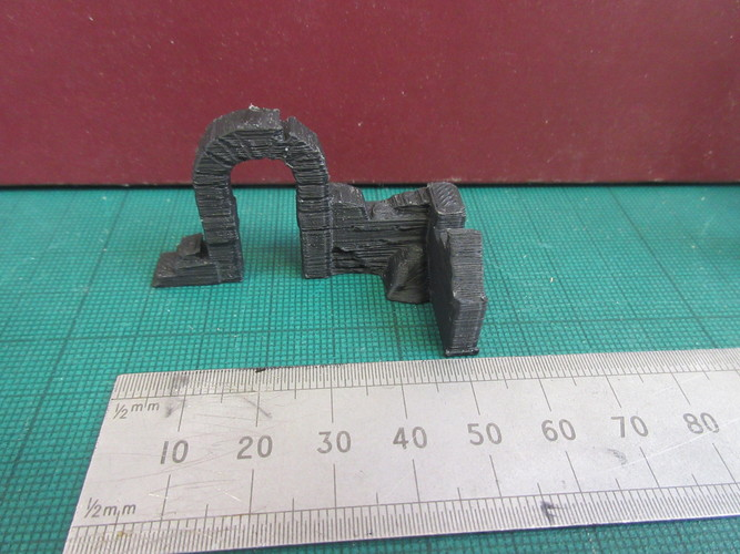 Archway for Gaming 3D Print 21088