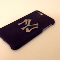 Small iPhone 6 Case New York 3D Printing 21138