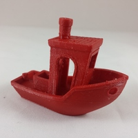 Small #3DBenchy - The jolly 3D printing torture-test 3D Printing 212