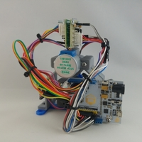 Small Step Clock 3D Printing 21403