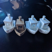 Small #3DBenchy - The jolly 3D printing torture-test 3D Printing 21476