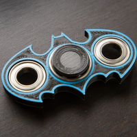 Small Batman fidget spinner 3D Printing 21563