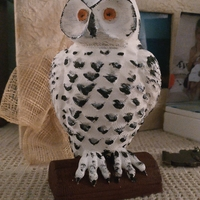 Small Owl 3D Printing 21720