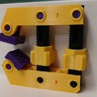 Small Hand-Screw Clamp 3D Printing 21760