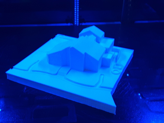 BKN Family house 3D Print 21794