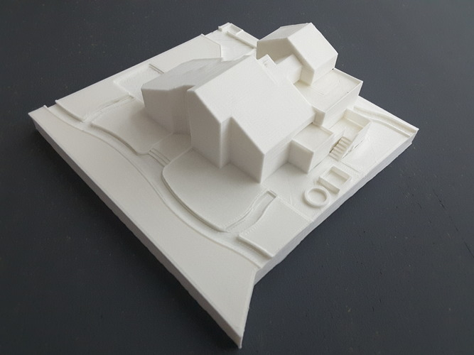 BKN Family house 3D Print 21795