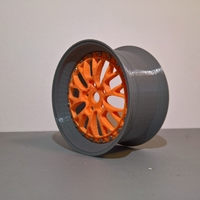 Small Rotiform LSR scale1/4 3D Printing 22009