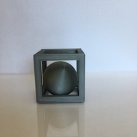 Small BALL-IN-A-BOX 3D Printing 22043
