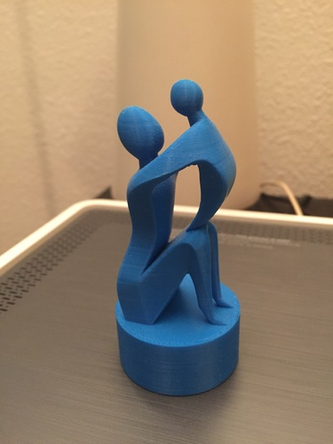 Mother's Day Sculpture  3D Print 22111
