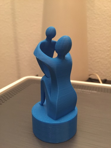 Mother's Day Sculpture  3D Print 22112