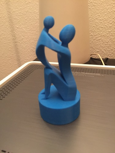 Mother's Day Sculpture  3D Print 22113