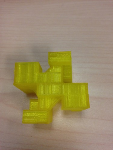 Apparently Impossible Cube 3D Print 22134