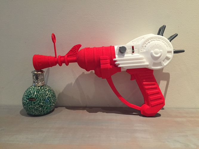 Call of Duty Ray Gun Mk1 ZombieKiller - Large Scale 3D Print 22224