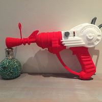 Small Call of Duty Ray Gun Mk1 ZombieKiller - Large Scale 3D Printing 22224