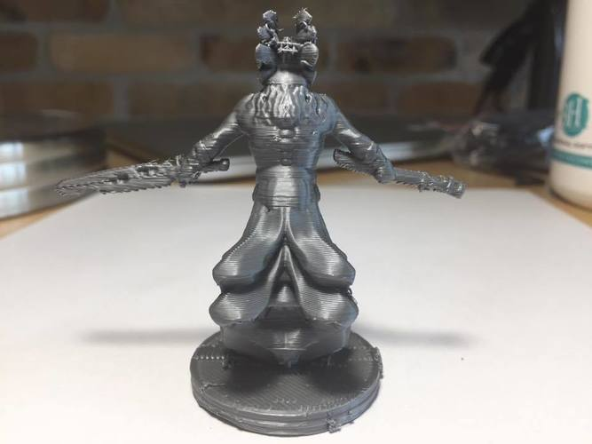 Draugr (18mm scale) 3D Print 22225