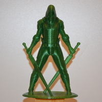 Small Faceless V2 3D Printing 22420