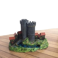 Small Castle gate 3D Printing 22443