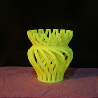 Small Vase #293 3D Printing 22540