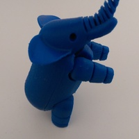 Small Elephant 3D Printing 2256
