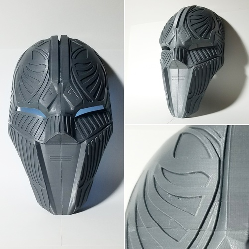 Sith Acolyte Mask (Star Wars) 3D Print 22864