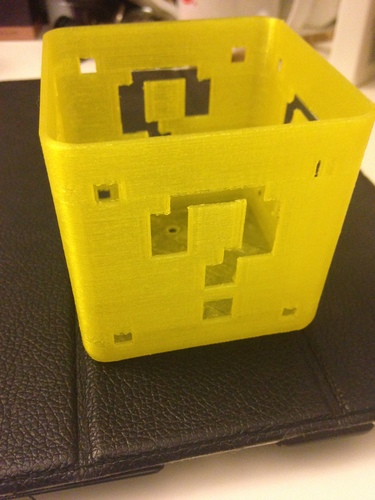 Video Game Planter Collection 3D Print 22967