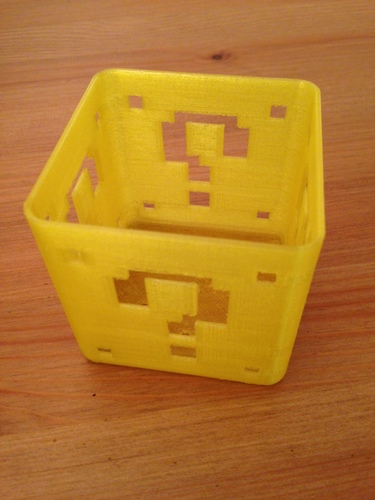 Video Game Planter Collection 3D Print 22969