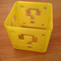 Small Video Game Planter Collection 3D Printing 22969