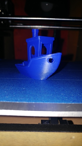 #3DBenchy - The jolly 3D printing torture-test 3D Print 23036