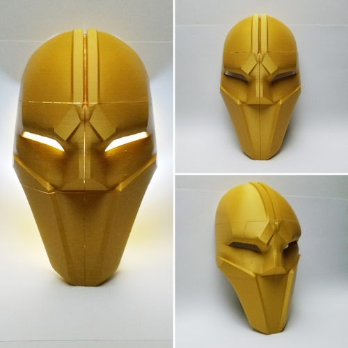 Kotor Sith Mask Star Wars 3D Print 23140