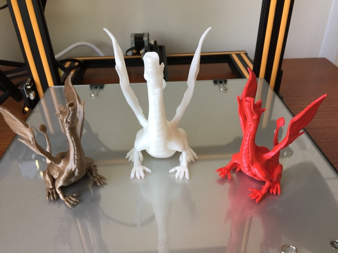 Adalinda: The Singing Serpent 3D Print 23147