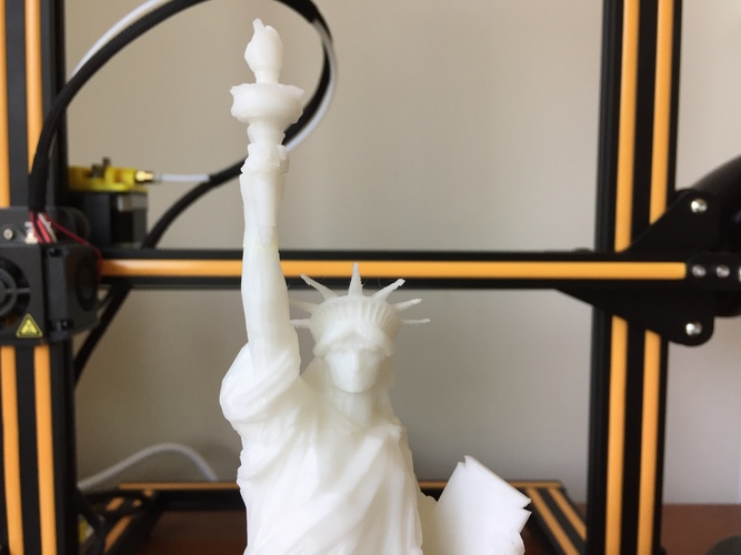 Statue of Liberty - Repaired 3D Print 23158