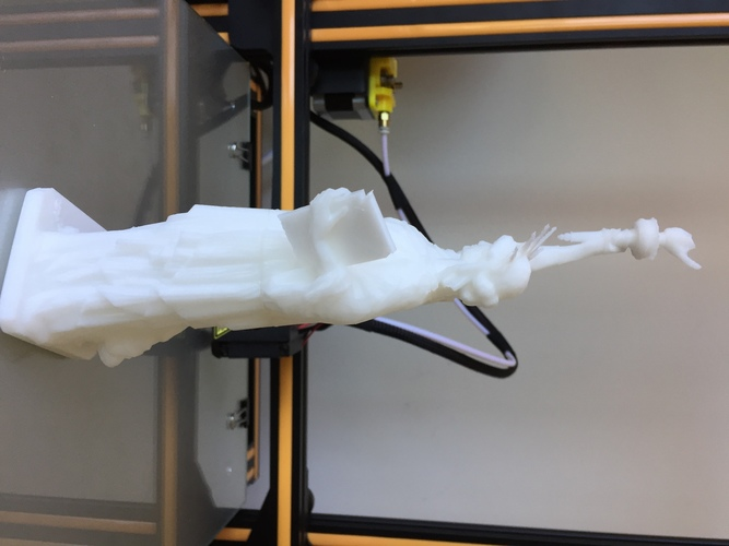 Statue of Liberty - Repaired 3D Print 23159