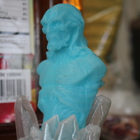 Small White Walker  bust GOT 3D Printing 23199