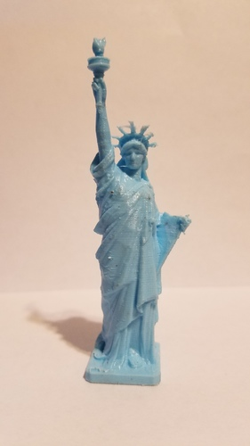 Statue of Liberty - Repaired 3D Print 23375