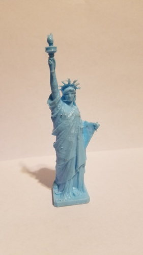 Statue of Liberty - Repaired 3D Print 23376