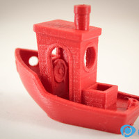 Small #3DBenchy - The jolly 3D printing torture-test 3D Printing 234