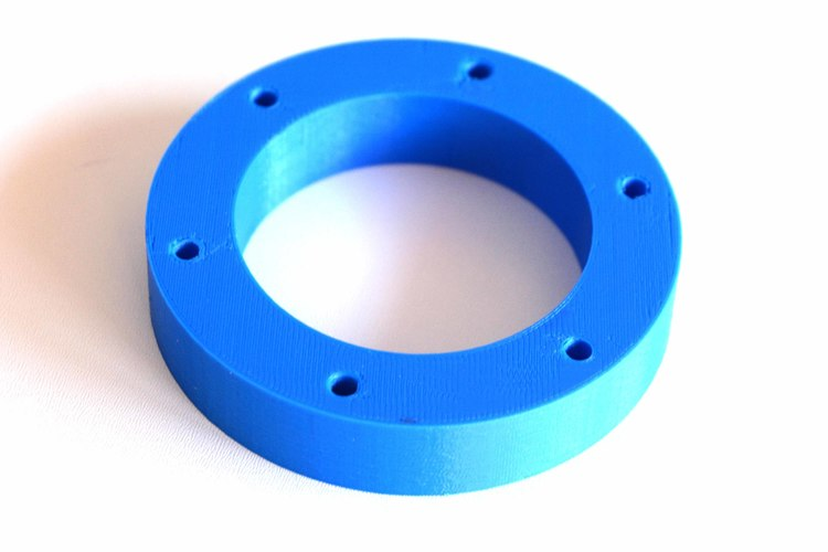 15mm Spacer 70mmPCD 3D Print 23477