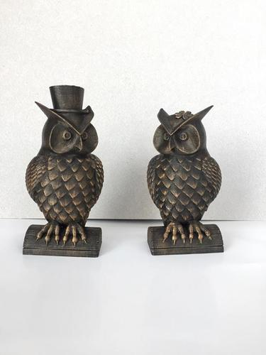 His_and_Her_Owls 3D Print 23520