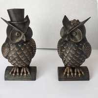Small His_and_Her_Owls 3D Printing 23522