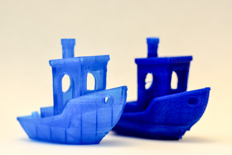 #3DBenchy - The jolly 3D printing torture-test 3D Print 2353
