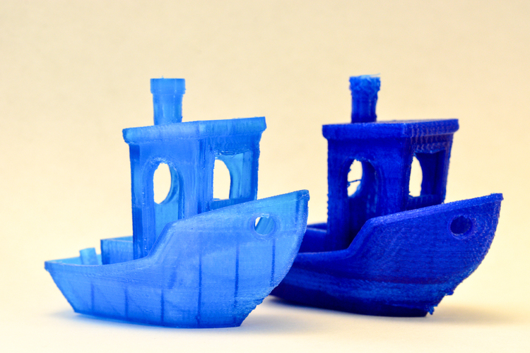 #3DBenchy - The jolly 3D printing torture-test 3D Print 2354