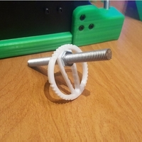 Small Hex Wrench Keychain 3D Printing 23564
