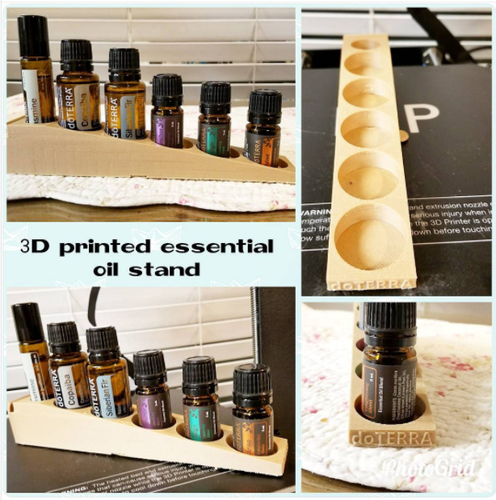 essential oil display 3D Print 23596